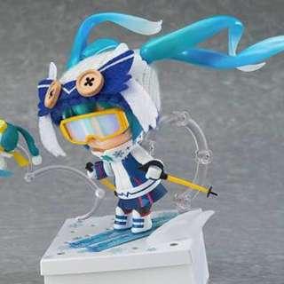 Hatsune miku snow owl ver ( nendoroid )