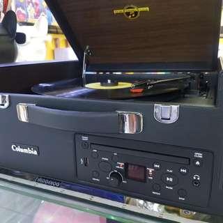 靚音質新款唱機