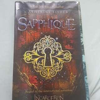 Sapphique (2nd book of Incarceron)