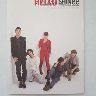 SHINEE Hello Album