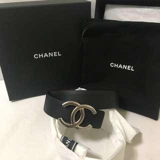 Chanel Reversible Belt