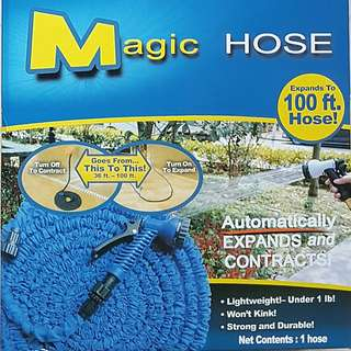 Compact Water Hose 100ft