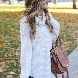 Nordstrom Turtleneck Tunic Sweater