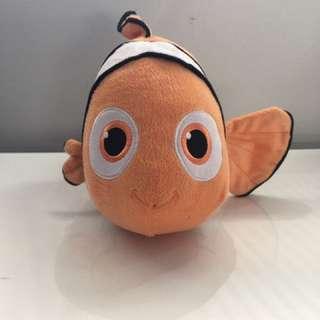 Disney Pixar Talking Nemo Plush