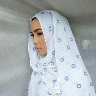 Hijab Whitey Mine