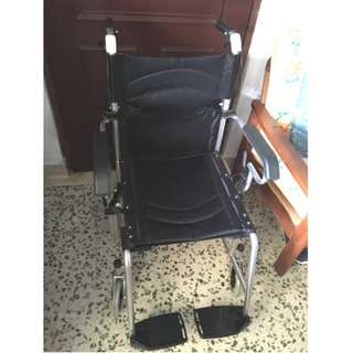 Brand New Foldable Wheelchair