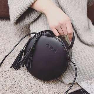 Round Shape Shoulder Bag /price dropped