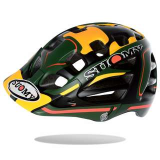Suomy Scrambler Helmet - 50% Off and Free Delivery