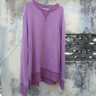 Uniqlo Sweater Bigsize Ukuran XL