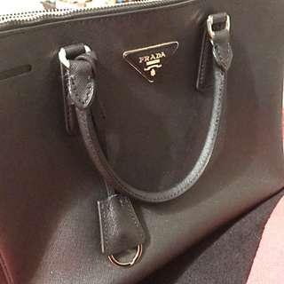 Black Saffiano Bag / price dropped