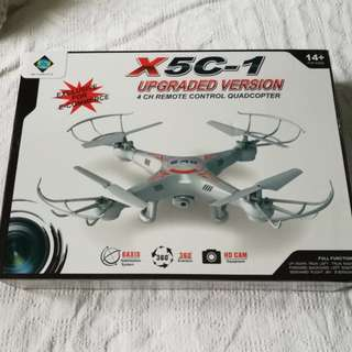 Drone with HD Cam X5C-1