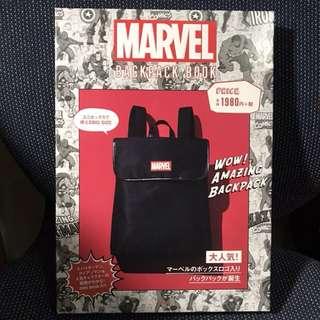 漫威Marvel後背包🇯🇵