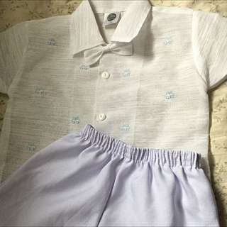 For Baby's Christening/baptism (barong)
