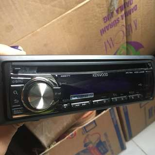 KENWOOD Car Stereo KDC-U449