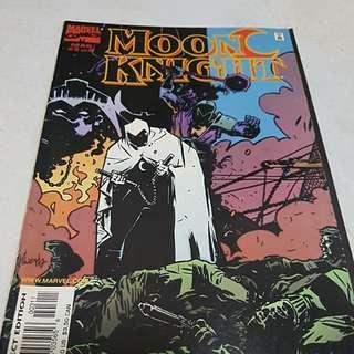 Marvel comics #3 (of 4) Moon Knight 1998