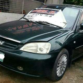 Honda 2002 VTIS For Sale