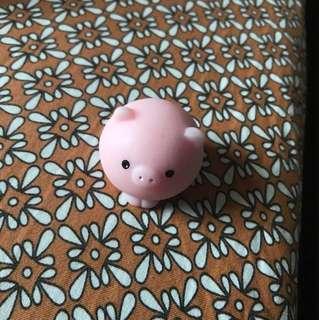 Pig Squishy Toy