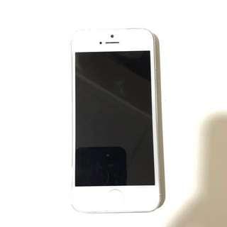 iphone5 32g銀色 #告別舊蘋果