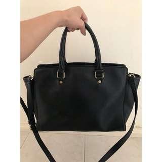 Sandler Black Bag