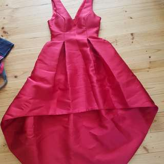 Forever new ball gown size 8