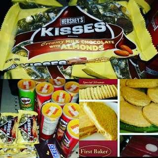 Chocolates and Silvanas