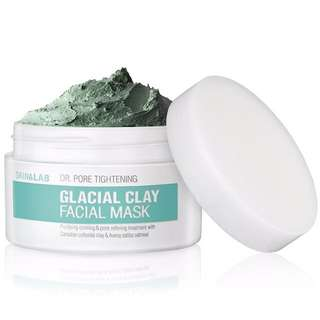 SKIN & LAB DR PORE TIGHTENING GLACIAL CLAY MASK