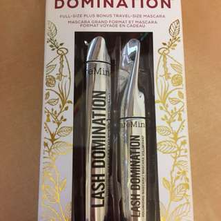BareMinerals double domination mascara