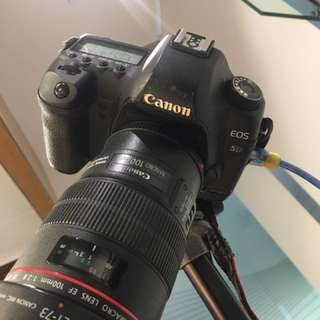 Canon 5 d mark 2 body