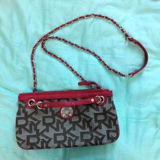 DKNY Clutch Bag (Authentic)