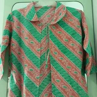 Blazer Batik Jogja