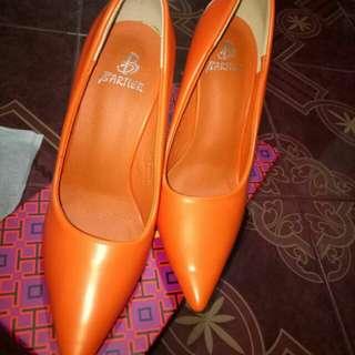 Hells Bartier orange