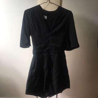 runaway black jumpsuit