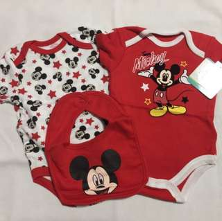Disney 3 Piece Set