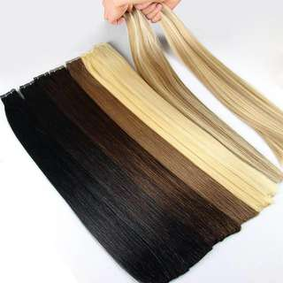 *Special*  Tapes $ 149  clip ins full head $ 199