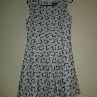 Summer A Line Dress