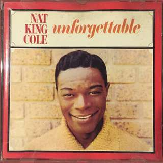 Nat King Cole Unforgettable Music CD