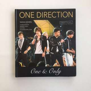 One Direction One And Only Book