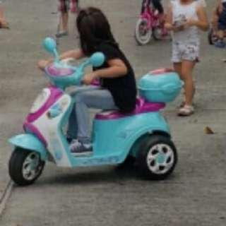 """""""Frozen"""" Motorbike"""