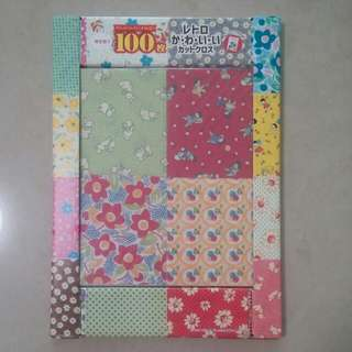 BN 100pcs Patch Work Fabric