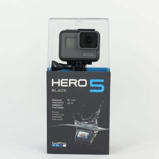 GoPro HERO5 Black 4K Ultra HD Camera