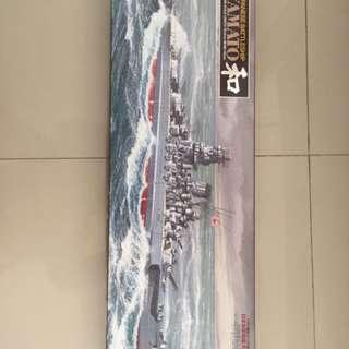 Japanese battleship Yamato 1/350