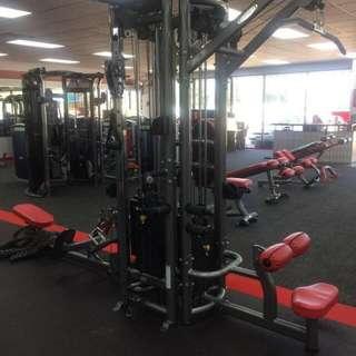 Matrix Strength Gym 26pcs (Fitness 1080)
