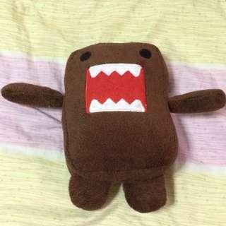 Domo stuffed toy