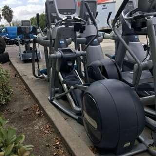 Precor 885 P80 Ellipticals (Fitness 1080)