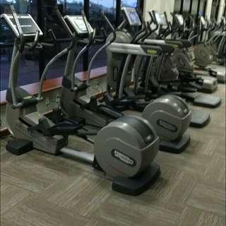 Life Fitness & Techno Gym 26pcs