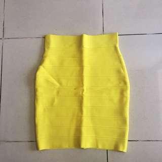Rok kuning