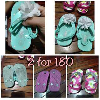 Prelove slippers
