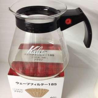 Kalita咖啡分享壺2~4人容量500ml