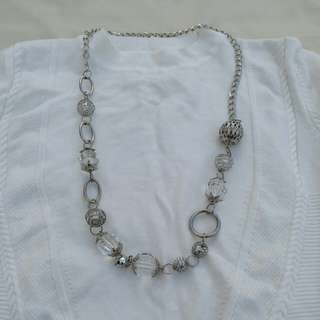 Fashioned necklace