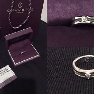Charriol engagement ring